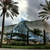 Photo taken at The Dali Museum by Ashley M. on 9/24/2011