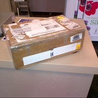 Photo taken at FedEx Office Print & Ship Center by sutah r. on 8/20/2012