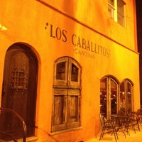 Photo taken at Cantina Los Caballitos by Miguel G. on 2/18/2012