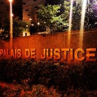 Photo taken at Palais de justice de Montréal by Brett V. on 7/22/2012
