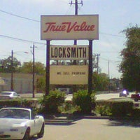 Photo taken at Red's Safe & Lock Services Inc. by Michael D. on 11/9/2011