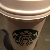 Photo taken at Starbucks by Camille F. on 3/3/2012
