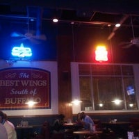 Photo taken at Wild Wing Cafe by Brandon J. on 2/16/2012