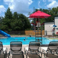 Photo taken at Forest Oaks Swim & Raquet Club by Jody D. on 6/15/2012