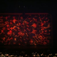 Photo taken at THE LION KING in Las Vegas by Amy G. on 11/3/2011