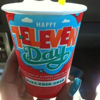 Photo taken at 7-Eleven by Rachel H. on 7/11/2012