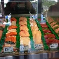 Photo taken at Jon's Fish Market by Rafael G. on 9/10/2012
