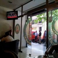 Photo taken at Café Bombay by MARCO M. on 1/10/2012