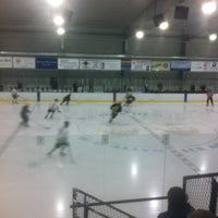 Photo taken at Allyn Arena - Skaneateles YMCA by Kevin M. on 2/22/2012