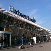 Photo taken at Eindhoven Airport (EIN) by Daud P. on 2/22/2011