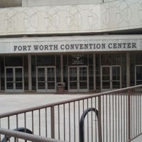 Photo taken at Fort Worth Convention Center by Eric T. on 11/16/2011