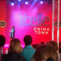 Photo taken at Libelle Zomerweek 2012 China Town by Jonas d. on 5/11/2012