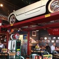 Photo taken at Quaker Steak & Lube® by David H. on 4/14/2012