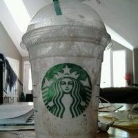 Photo taken at Starbucks by Tj M. on 6/10/2012