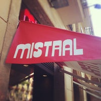 Photo taken at Mistral by Flan on 6/16/2012
