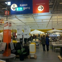 Photo taken at IKEA by Martijn D. on 4/9/2012