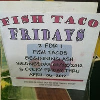 Photo taken at Taco Ready by Michael D. on 3/31/2012
