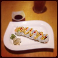 Photo taken at Sushi Cafe by James S. on 5/19/2012