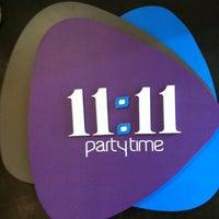 Photo taken at 11:11 Partytime by Ruben M. on 5/7/2011
