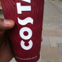 Photo taken at Costa Coffee by Vijay M. on 5/6/2012
