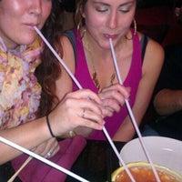 Photo taken at Kon Asian Bistro by Joan W. on 10/23/2011
