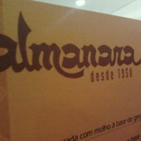 Photo taken at Almanara by Thiago Marcucci T. on 1/6/2012