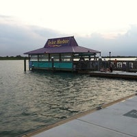 Photo taken at Inlet Harbor Restaurant, Marina & Gift Shop by Trey B. on 6/12/2011