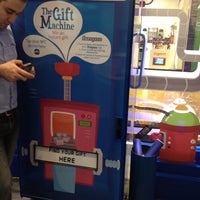 Photo taken at The Nokia Gift Machine by Musab A. on 5/29/2012