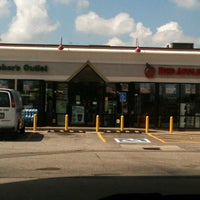 Photo taken at Kwik Fill by Tracy W. on 5/15/2012