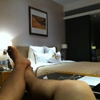 Photo taken at Four Points by Sheraton Guangzhou, Dongpu by 문철 성. on 7/26/2011