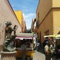 Photo taken at Antiguo Callejon del Ciego by Rafael L. on 4/5/2012