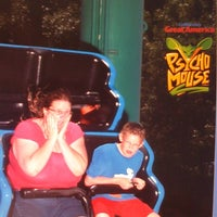 Photo taken at Psycho Mouse by Rebekah D. on 6/6/2012
