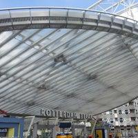 Photo taken at Station Rotterdam Blaak by Robert v on 7/6/2012