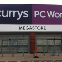 Photo taken at Currys PC World by Paul C. on 4/15/2011