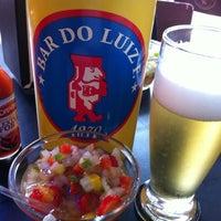 Photo taken at Cervejaria do Luiz Fernandes by Jair D. on 4/25/2012