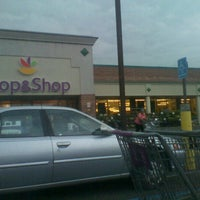 Photo taken at Super Stop & Shop by Thomas 'Dav' D. on 7/26/2012