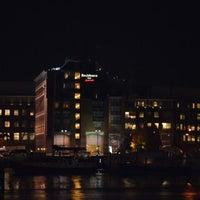 Photo taken at Residence Inn Boston Harbor on Tudor Wharf by Kellyjeanne P. on 12/9/2011