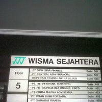 Photo taken at Wisma Sejahtera by Ryan P. on 7/7/2012