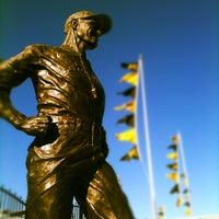 Photo taken at Faurot Field at Memorial Stadium by Steve C. on 9/8/2012