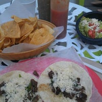 Photo taken at Flaco's Tacos by Lauren L. on 8/25/2011