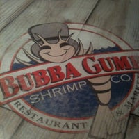 Photo taken at Bubba Gump Shrimp Co. by Mary-Elizabeth W. on 8/2/2011