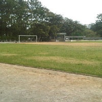 Photo taken at Cancha Futbol UMG by Don G. on 1/16/2012
