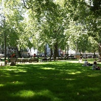Photo taken at Berkeley Square by Erico V. on 7/24/2012