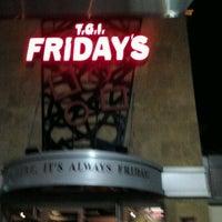 Photo taken at TGI Fridays by Herbie H. on 12/7/2011
