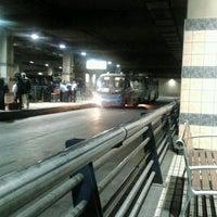 Photo taken at Estación Intermodal Bellavista de la Florida by Cristian T. on 4/9/2012