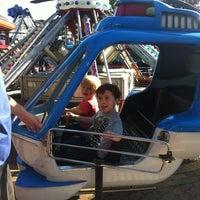 Photo taken at Adventureland Amusement Park by Tiffany B. on 5/19/2012