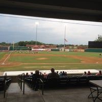 Photo taken at Bowling Green Ballpark by Rob S. on 5/31/2012