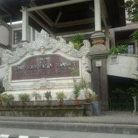 Photo taken at Kantor DPRD Gianyar by kemas z. on 10/23/2011