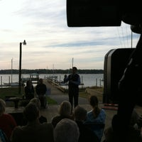Photo taken at Beaufort Yacht and Sailing Club by Andrew R. on 1/12/2012