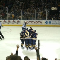 Photo taken at KeyBank Center by Cailin O. on 11/9/2011